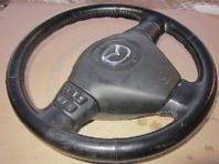 2005 MAZDA RX8 RX 8 RX-8 STEERING WHEEL WITH AIRBAG VERY GOOD CONDITION